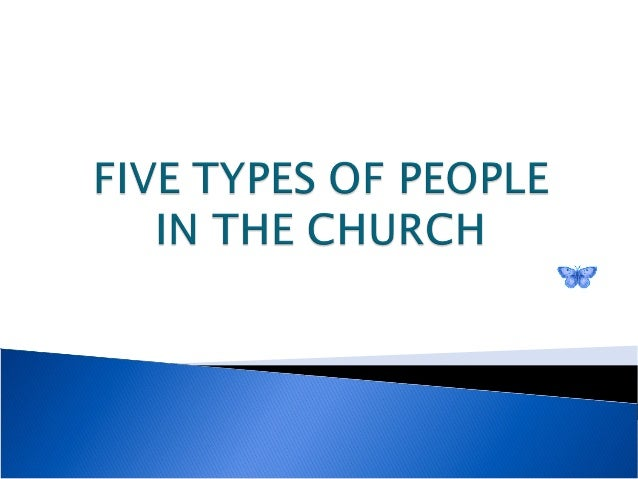 1.   He is only interested in his relationship     with Christ.2.   He enjoys the benefits of salvation but     refuses th...