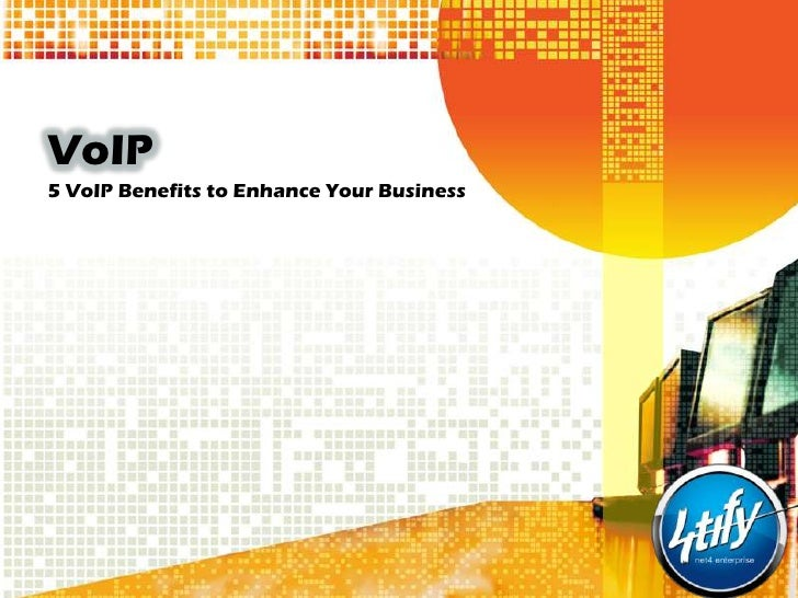 VoIP5 VoIP Benefits to Enhance Your Business