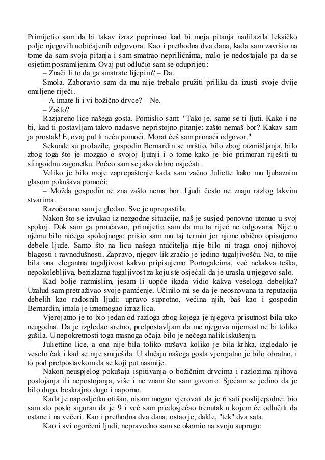 primjer brzine datiranja u espagnol gipko druženje mrkve