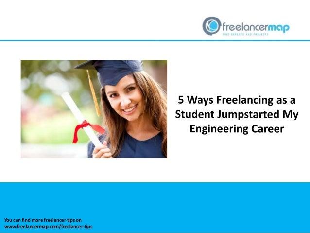You can find more freelancer tips on www.freelancermap.com/freelancer-tips