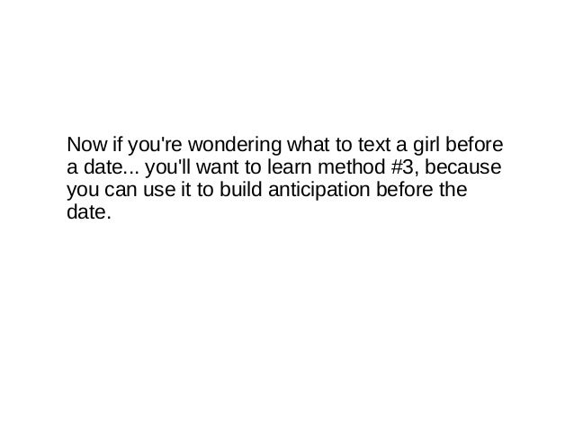 how to build tension with a girl