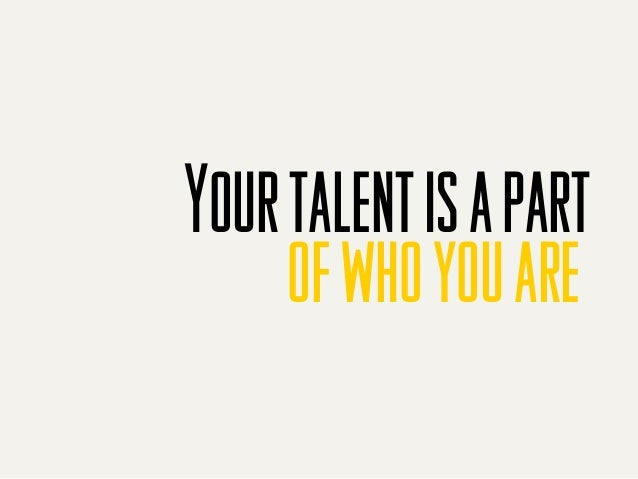 5 ways to discover your talent