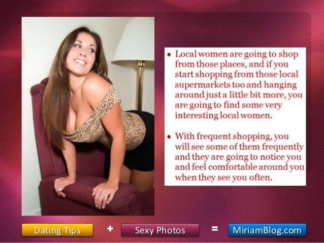 local women dating