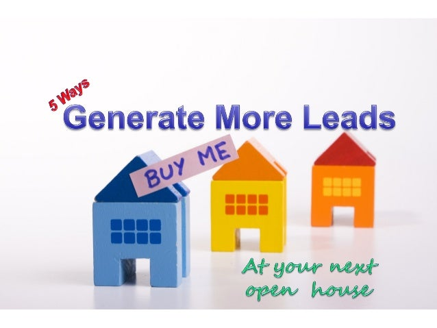 5 Ways to Generate More Leads