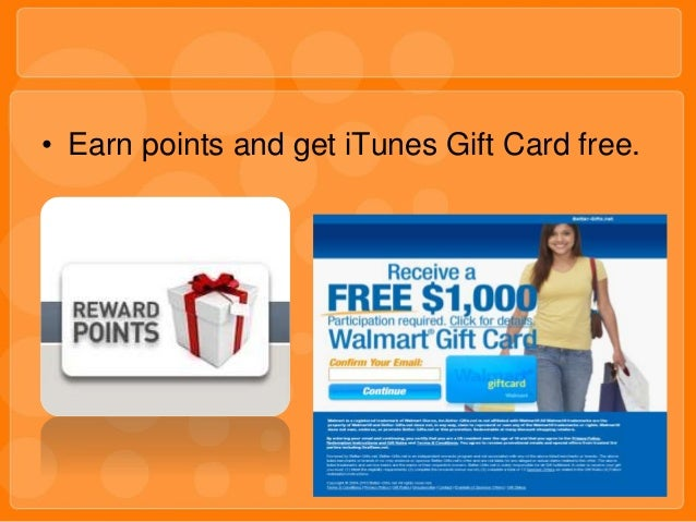 5 Ways to Get Free iTunes Gift Card - Mygiftcardsupply