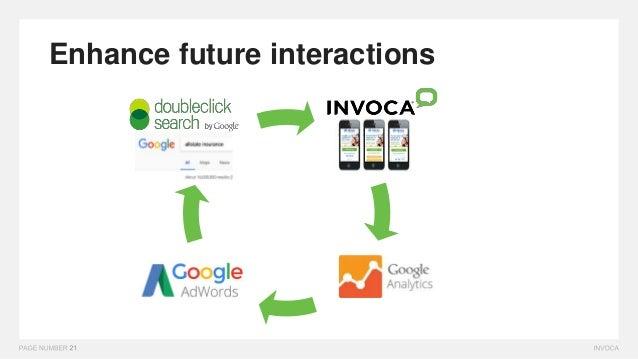 Enhance future interactions