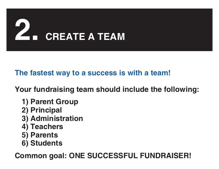 5 ways to increase participation in your school fundraiser
