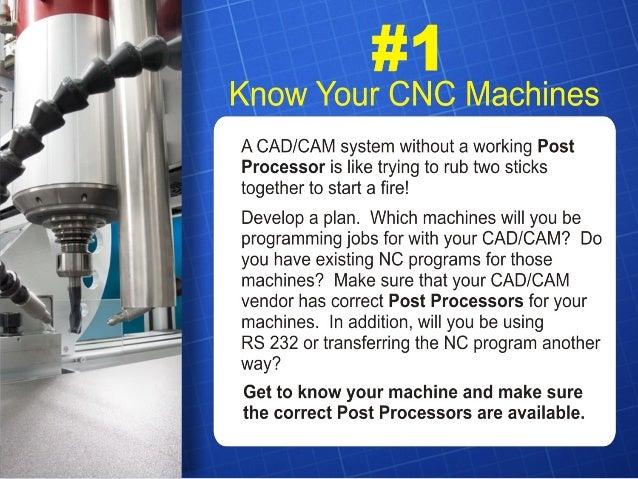 5 Ways To Make CAD/CAM Implementation Easy Slide 2