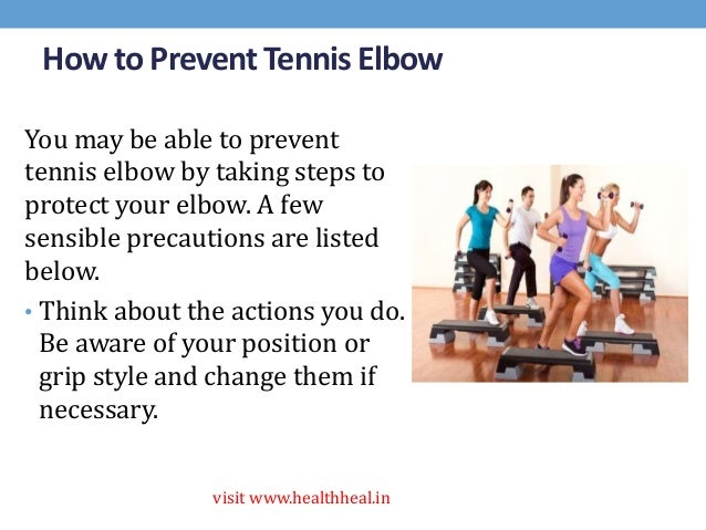 how do you get tennis elbow without playing tennis