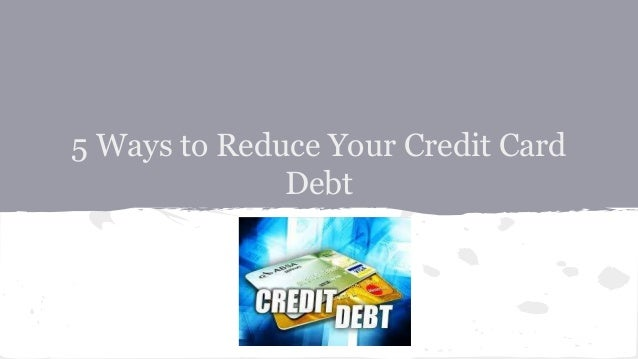 how to pay off credit card debt fast uk