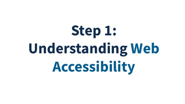 5 ways to simply add media accessibility (m16y) to your jamstack app Slide 2