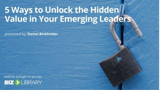 Presenting Today Daniel Binkholder Client Success Consultant BizLibrary Katie Miller Marketing Specialist BizLibrary