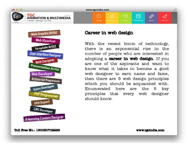 5 web design principles what every designer should know