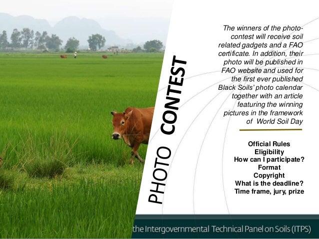 Celebration of world soil day 2017 for Soil 2017 book