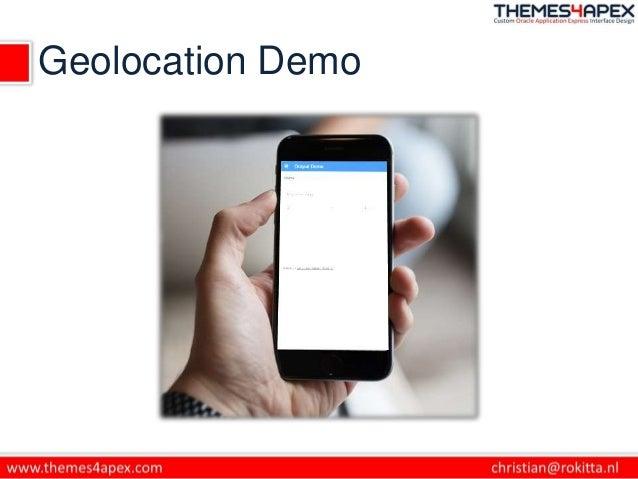 Geolocation Demo