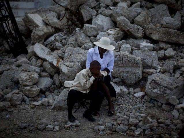 On Jan. 12, 2010, a 7.0 magnitude earthquake hit Haiti only 16 miles outside of the Haitian capital Port-au-Prince. By Jan...