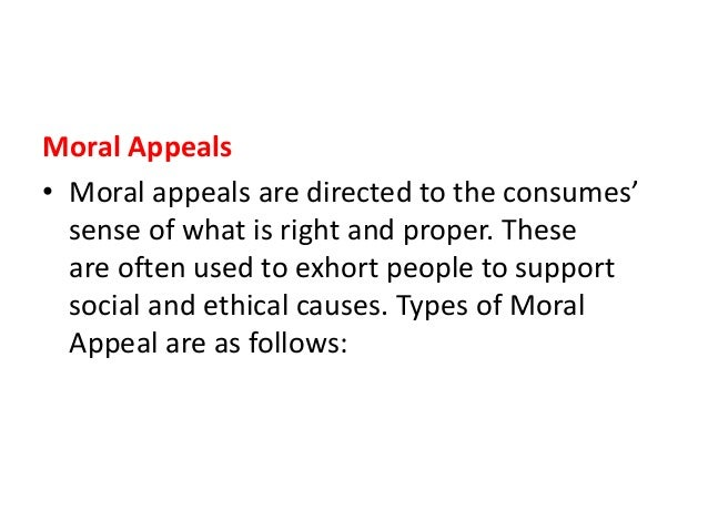 ethical appeal definition and examples