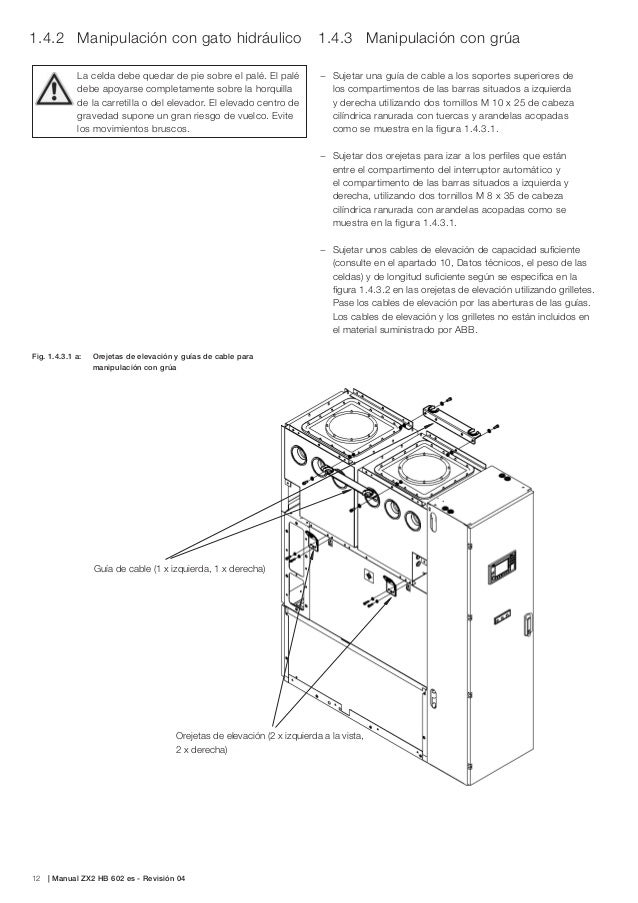 Abb switchgear design Manual zx2