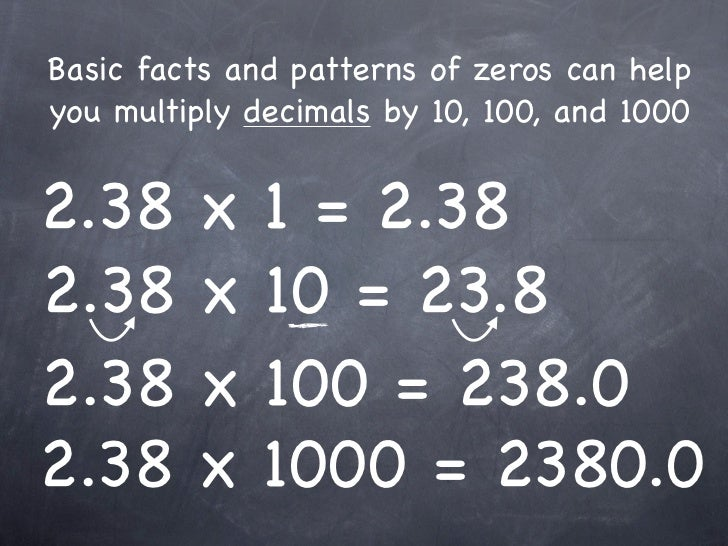 dividing decimal worksheets