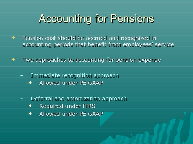 pension plan funding and ifrs Strengthened the funding requirements for multiemployer plans, set new funding and benefit adjustment rules for financially weak plans, revised the multiemployer termination insurance system to reduce the potential burden on pbgc and to provide better incentives for employers to continue funding multiemployer plans, and.