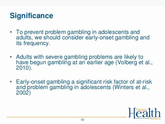 How can we prevent gambling hardrock casino tampa fl