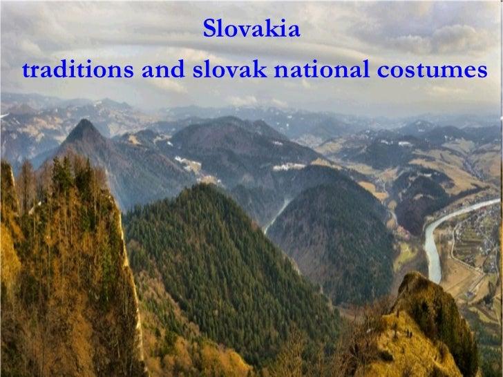 Slovakiatraditions and slovak national costumes
