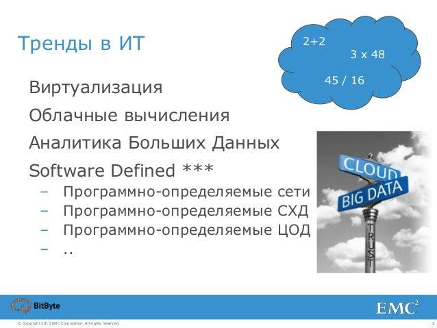 Белогрудов Владислав, EMC Slide 2