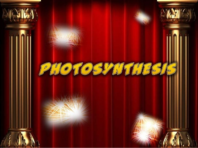 In Greek,the word photosynthesis where the word photo (light) and synthesis (composition). A process used by plants and ...