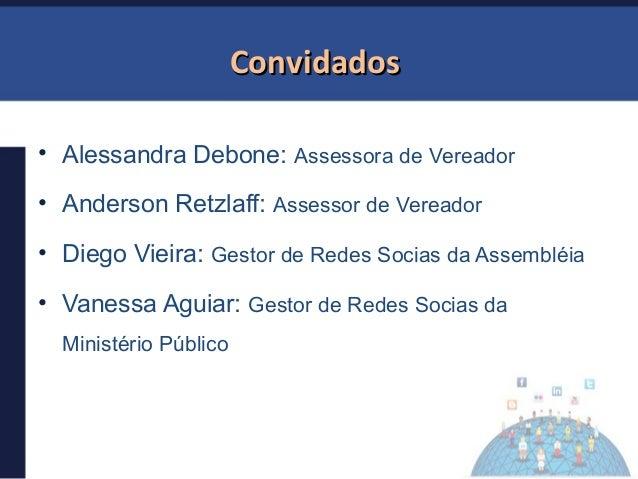 Marketing Político X Marketing Institucional – diferença entre comunicar e fazer propaganda no #Redesegov Slide 2