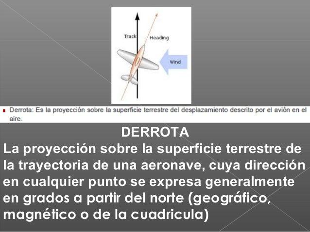 PLAN DE VUELO Información especificada que, respecto a un vuelo proyectado o a parte de un vuelo de una aeronave, se somet...