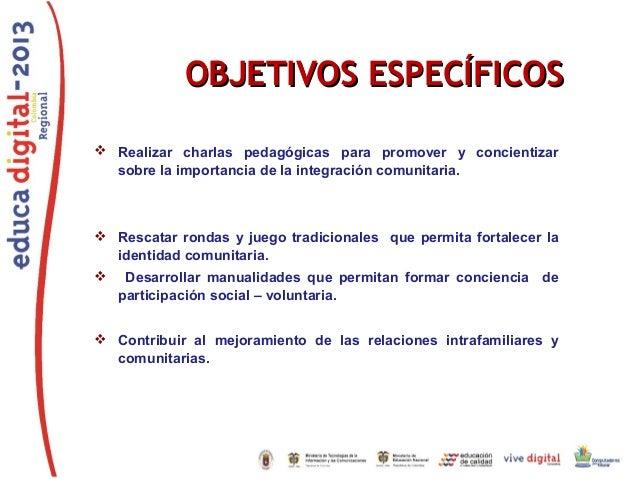 Actividades recreativas para la integracion de la for Actividades recreativas en el salon de clases
