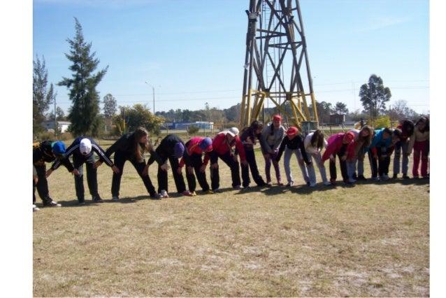 Campamento 6° 2013