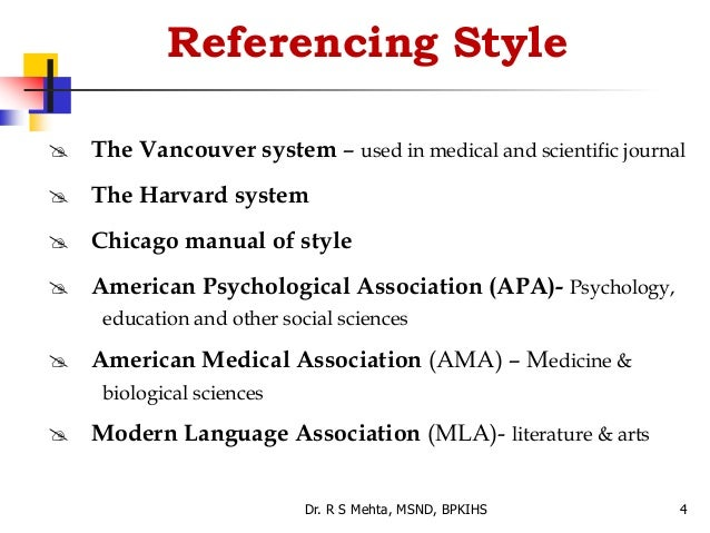 APA Format Styles Are a Snap with Reference Point Software