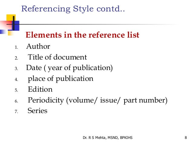 apa 6 referencing a thesis Apa 6 referencing phd thesis example | ismsi this page describes what to do when there are multiple or missing parts (elements) of an apa reference list or in-text citation: (doctoral dissertation.