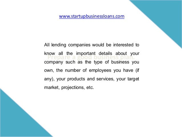 An Initial Loan Preparation Guide For A Business Loan Approval - 웹