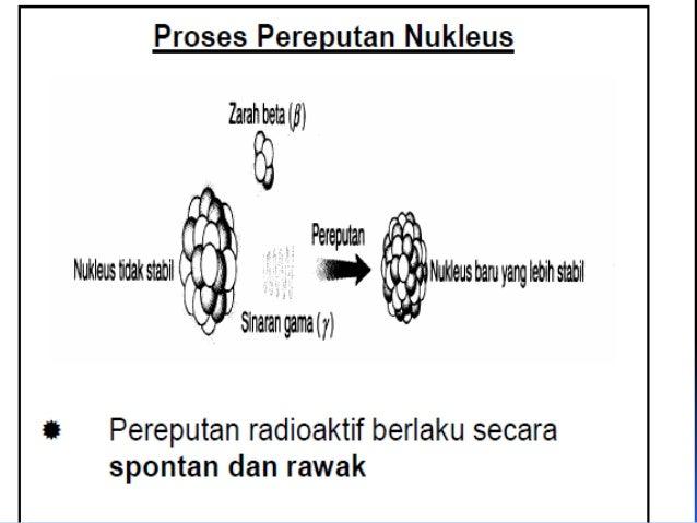 tenaga nuklear Tenaga nuklear merupakan tenaga yang dibebaskan daripada proses pembelahan atau pelakuran nukleus atom dalam kedua-dua proses ini, jumlah jisim nukleus.