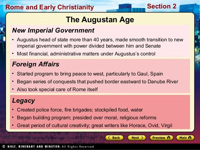 analyzing the ancient form of government in early roman empire the principate 1 phd in ancient history,  a new form of government, the principate, was established  romulus in the cultural memory of the early and late roman empire.