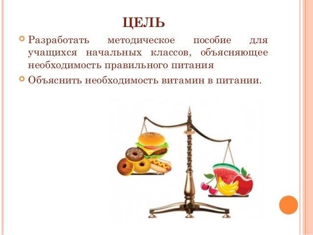 разговор о правильном питании учебник