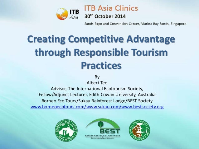 30th October 2014  Sands Expo and Convention Center, Marina Bay Sands, Singapore  Creating Competitive Advantage  through ...
