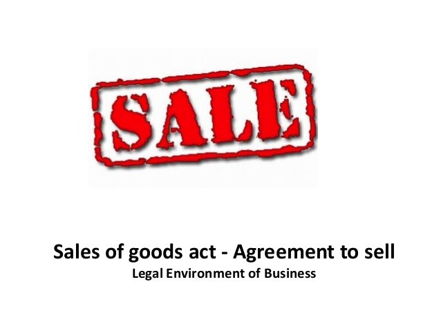 Sale of Goods Act 1908