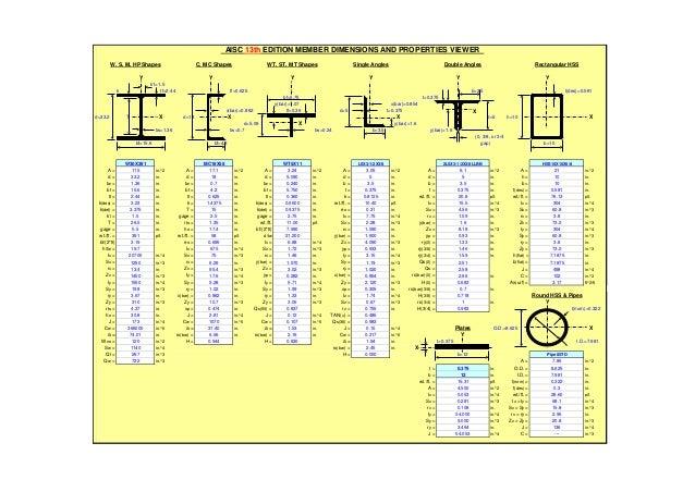 6 dise o de puente compuesto2 for Table 6 1 aisc