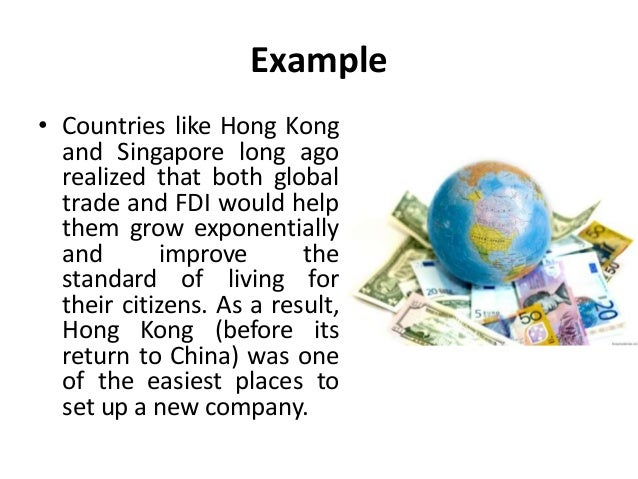 Mnc and foreign direct investment in malaysia essay