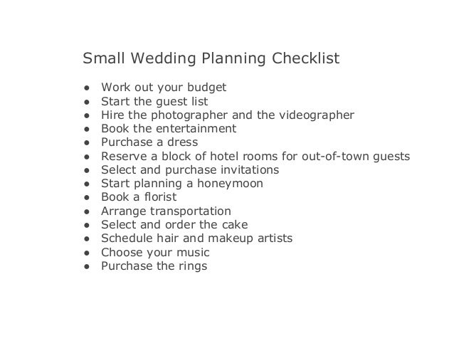 The Ultimate Wedding Planning Checklist How To Plan A Wedding: Easy Wedding