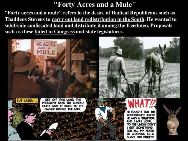 Hogan's History- Southern Reconstruction