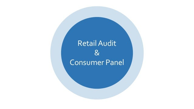 Retail Audit & Consumer Panel