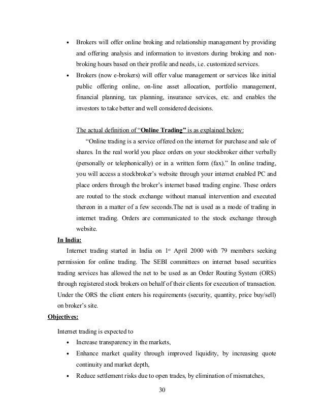 6.online trading share khan ltd