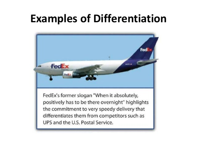 differentiation strategy definition