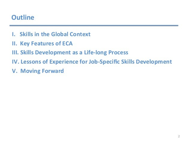 Amit Dar – Making skills programs work Slide 2