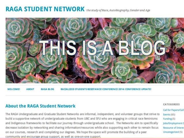 6. Websites and Blogs Slide 2