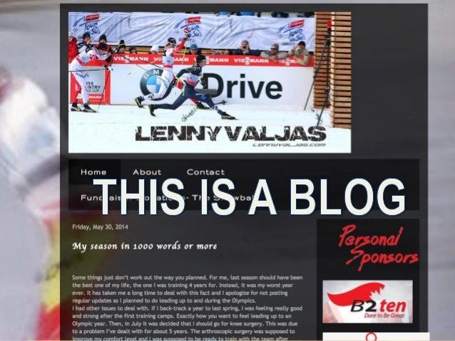 6. Websites and Blogs Slide 3